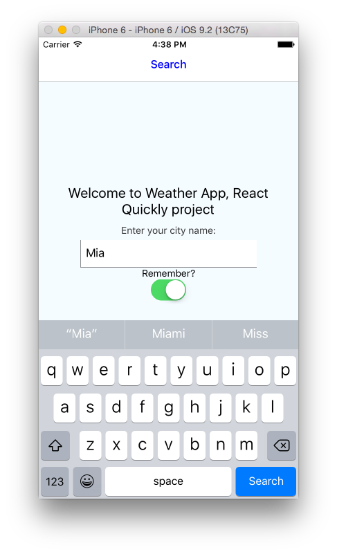 React Native Textinput Phone Number